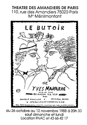 Le Butoir, 1988