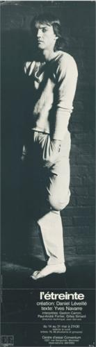 L'Étreinte, Daniel Léveillé, 1981