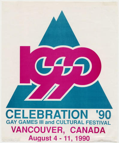 Discours Gay Games Vancouver, 1990