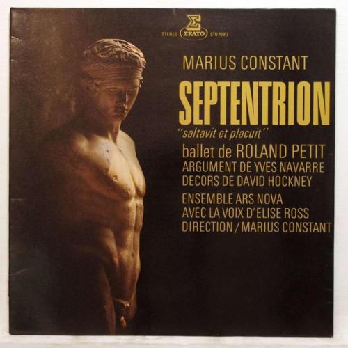 Septentrion, Roland Petit, 1975