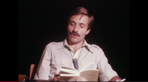 La voix au chapitre, 1976
